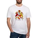 Godden Family Crest Fitted T-Shirt