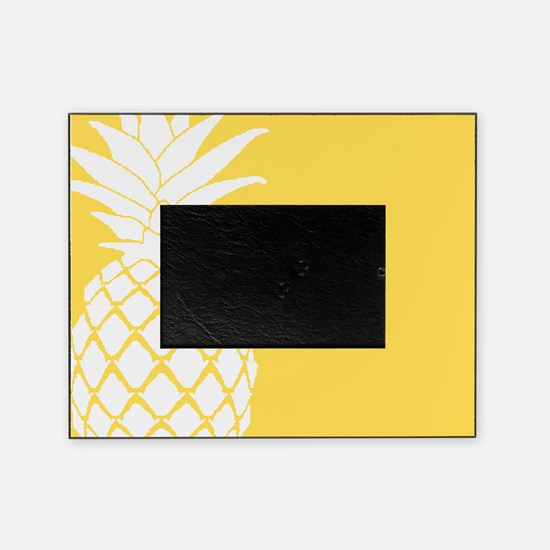 Funny Hawaiian print Picture Frame