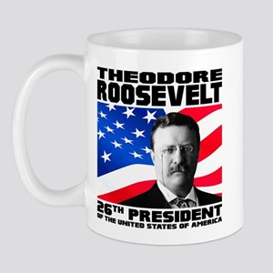 26 Roosevelt Mug