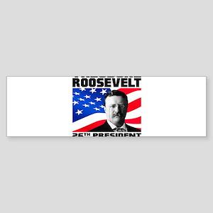 26 Roosevelt Sticker (Bumper)