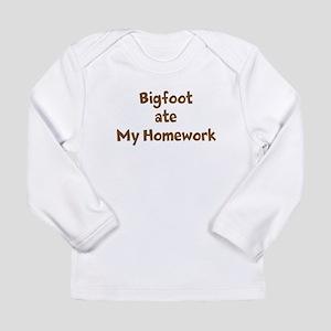 Bad Sasquatch! Long Sleeve T-Shirt