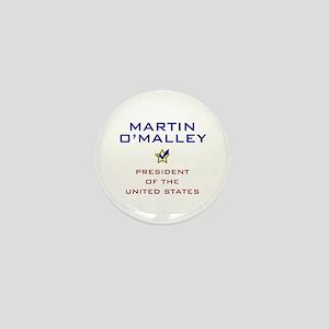 Martin O'Malley for President USA Mini Button