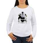 Giffard Family Crest Women's Long Sleeve T-Shirt