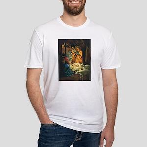Vintage Christmas Nativity T-Shirt
