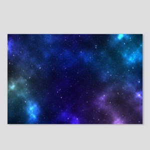 Galaxy Postcards (Package of 8)
