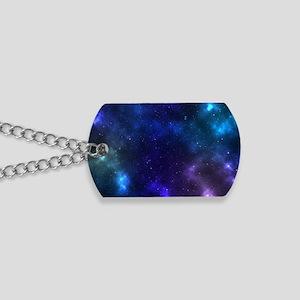 Galaxy Dog Tags