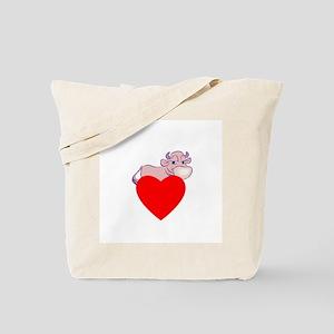 I Love Cows 1 Tote Bag