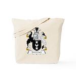 Germyn Family Crest Tote Bag