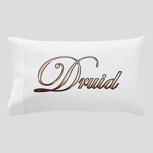 Gold Druid Pillow Case
