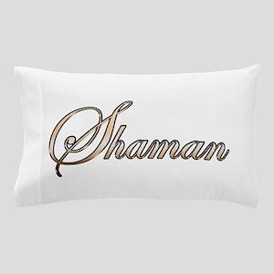 Gold Shaman Pillow Case