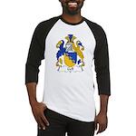 Gell Family Crest Baseball Jersey