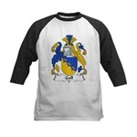 Gell Family Crest Kids Baseball Jersey