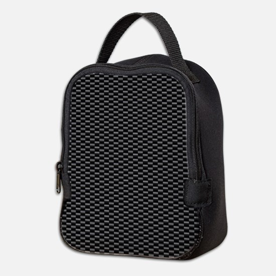 CARBON Neoprene Lunch Bag