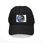 Earth Frog Baseball Hat