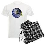 Earth Frog Pajamas