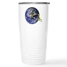 Earth Frog Travel Mug