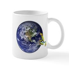 Earth Frog Mugs