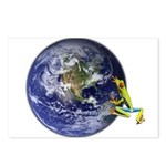 Earth Frog Postcards (Package of 8)
