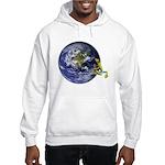 Earth Frog Hoodie