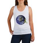 Earth Frog Tank Top