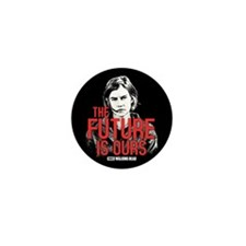 The Future is Ours Mini Button