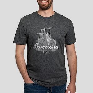 Barcelona_10x10_apparel_LaSagradaFam T-Shirt