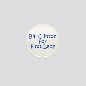 Bill Clinton for First Lady-Kri blue 400 Mini Butt