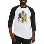 Garter Family Crest Baseball Jersey
