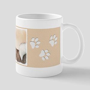 Akita 11 oz Ceramic Mug