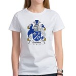 Garnier Family Crest Women's T-Shirt