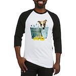 JRT Humor - JACKUZZI Baseball Jersey
