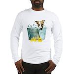 JRT Humor - JACKUZZI Long Sleeve T-Shirt
