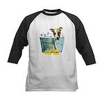 JRT Humor - JACKUZZI Kids Baseball Jersey
