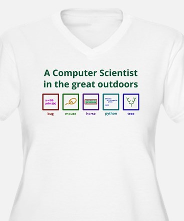 A computer scientist in the great outdoors Plus Si