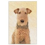 Airedale Terrier Large Poster