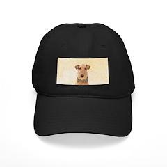 Airedale Terrier Baseball Hat