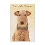 Airedale Terrier Mini Poster Print