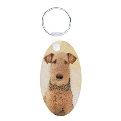 Airedale Terrier Keychains