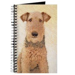 Airedale Terrier Journal