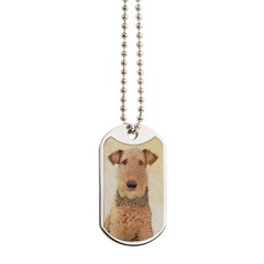 Airedale Terrier Dog Tags