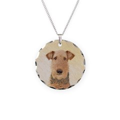 Airedale Terrier Necklace