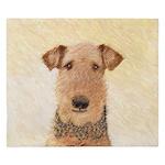 Airedale Terrier King Duvet