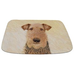 Airedale Terrier Bathmat