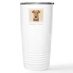 Airedale Terrier Travel Mug