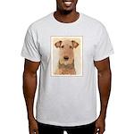 Airedale Terrier Light T-Shirt