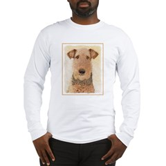 Airedale Terrier Long Sleeve T-Shirt