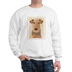 Airedale Terrier Sweatshirt