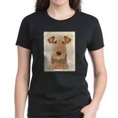 Airedale Terrier Women's Dark T-Shirt
