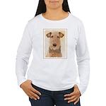 Airedale Terrier Women's Long Sleeve T-Shirt