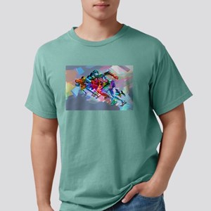 Super Crayon Colored Sprinters T-Shirt